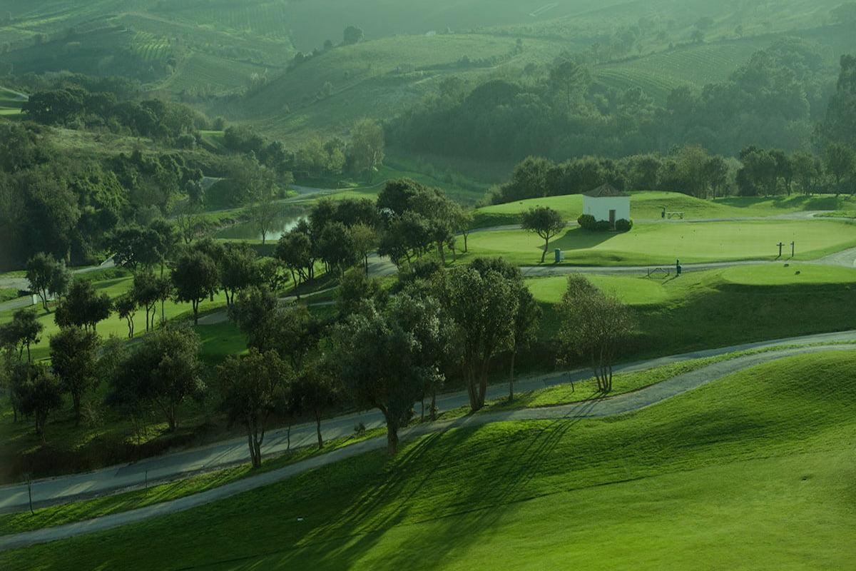 Campo Real Golf Course Lisboa Golfbutikken Golfbane