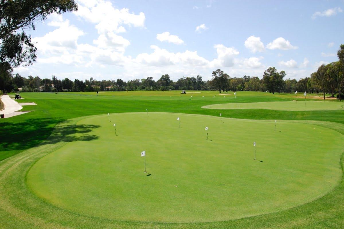 Penina Driving Range Golf Course