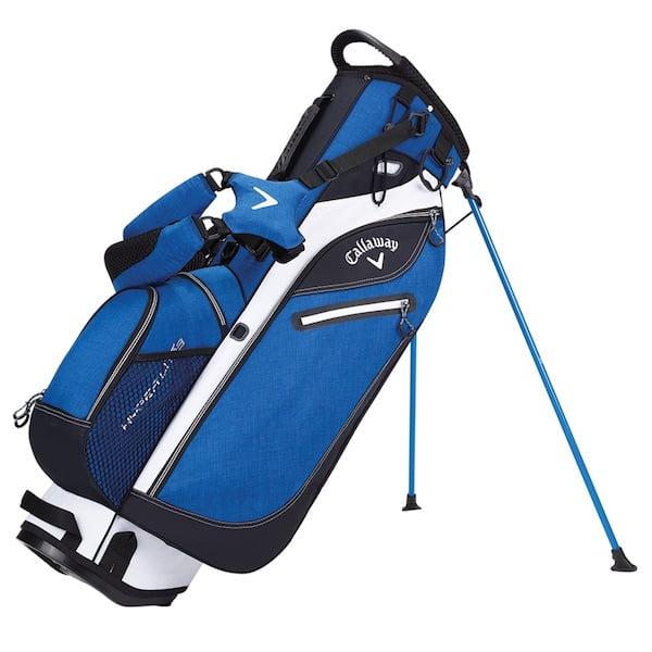 Golfbutikken hyper lite 3 bærebag callaway
