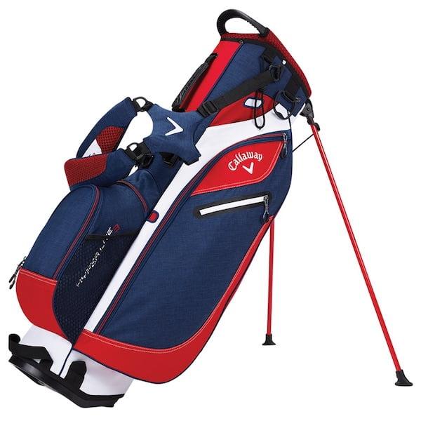 Golfbutikken callaway hyper lite 3 bærebag