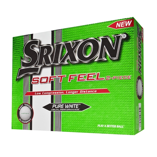 golfbutikken srixon soft feel golfballer
