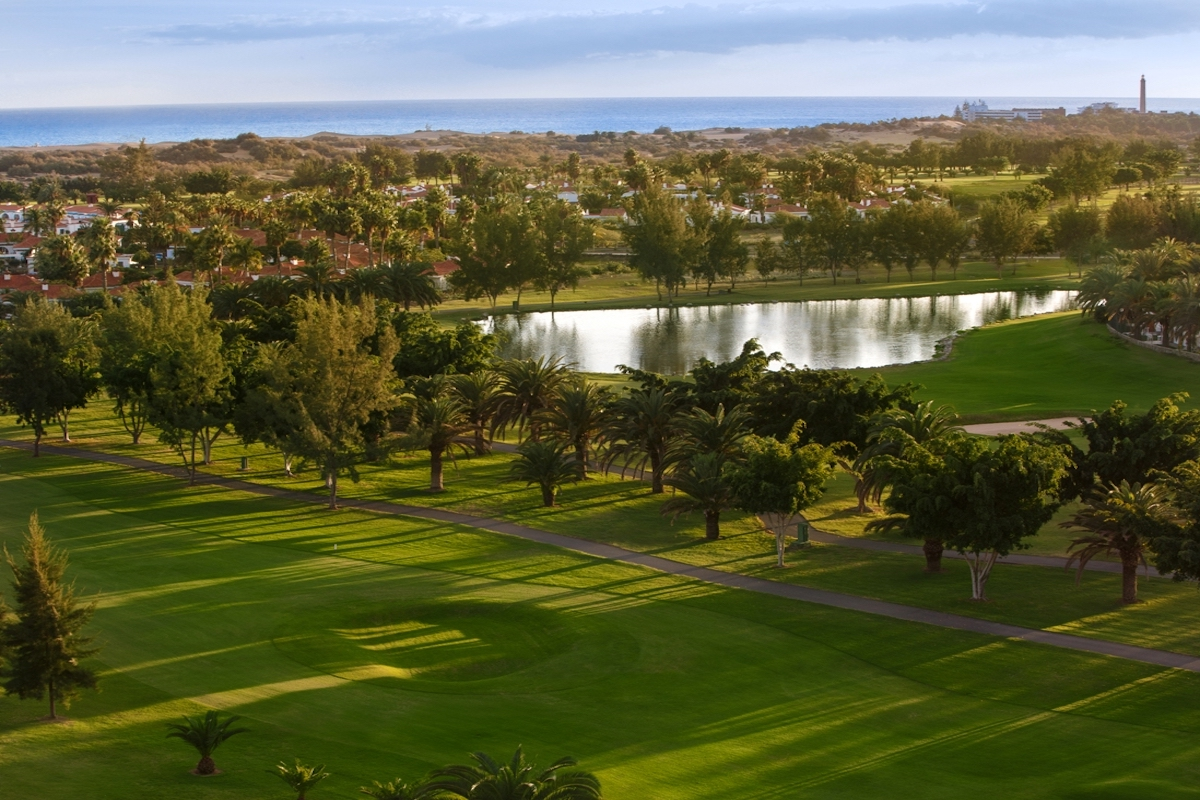 Golf Course Maspalomas