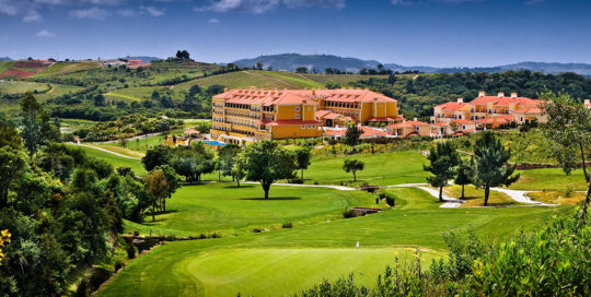 Campo Real Golf Resort Lisboa Golfbutikken