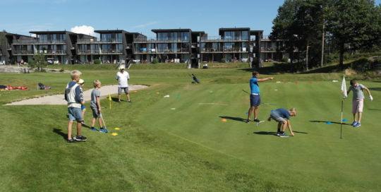 golfbutikken juniorcamp kragerø golf resort