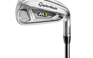 golfbutikken taylormade jern jernsett m1 tungsten