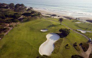 Vale Do Lobo Algarve Golf Ocean Royal Golfbutikken golfbane