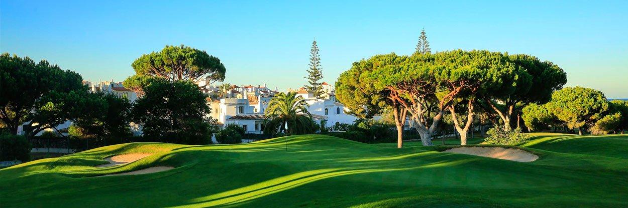 Pinhal Course Vilamoura Algarve Golf Golfbane Golfbutikken