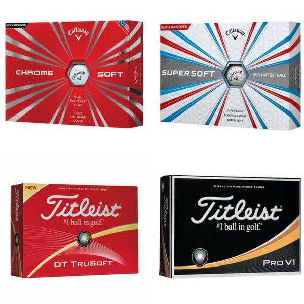 golfbutikken logoballer