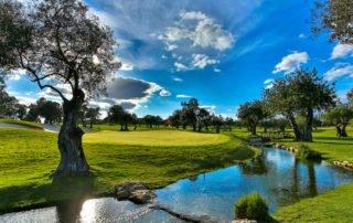 golfbutikken golfreiser quinta da ria golfbane algarve