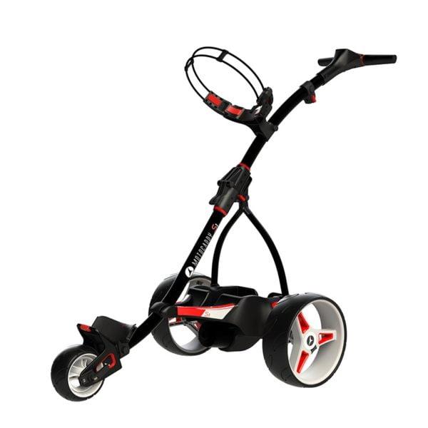 golfbutikken motocaddy s1 el-tralle
