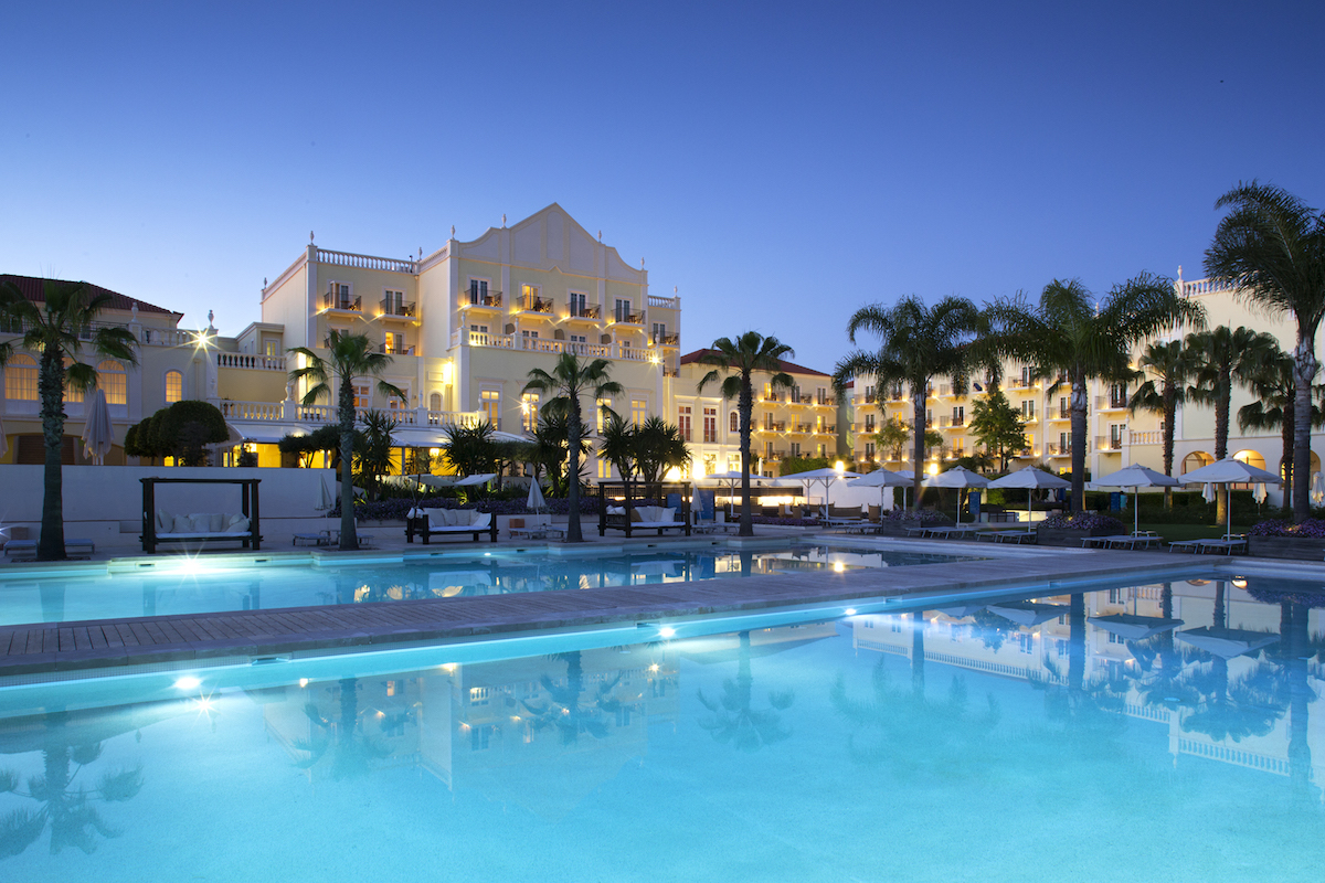 The Lake Resort Spa Golf Vilamoura Golfbutikken hotell