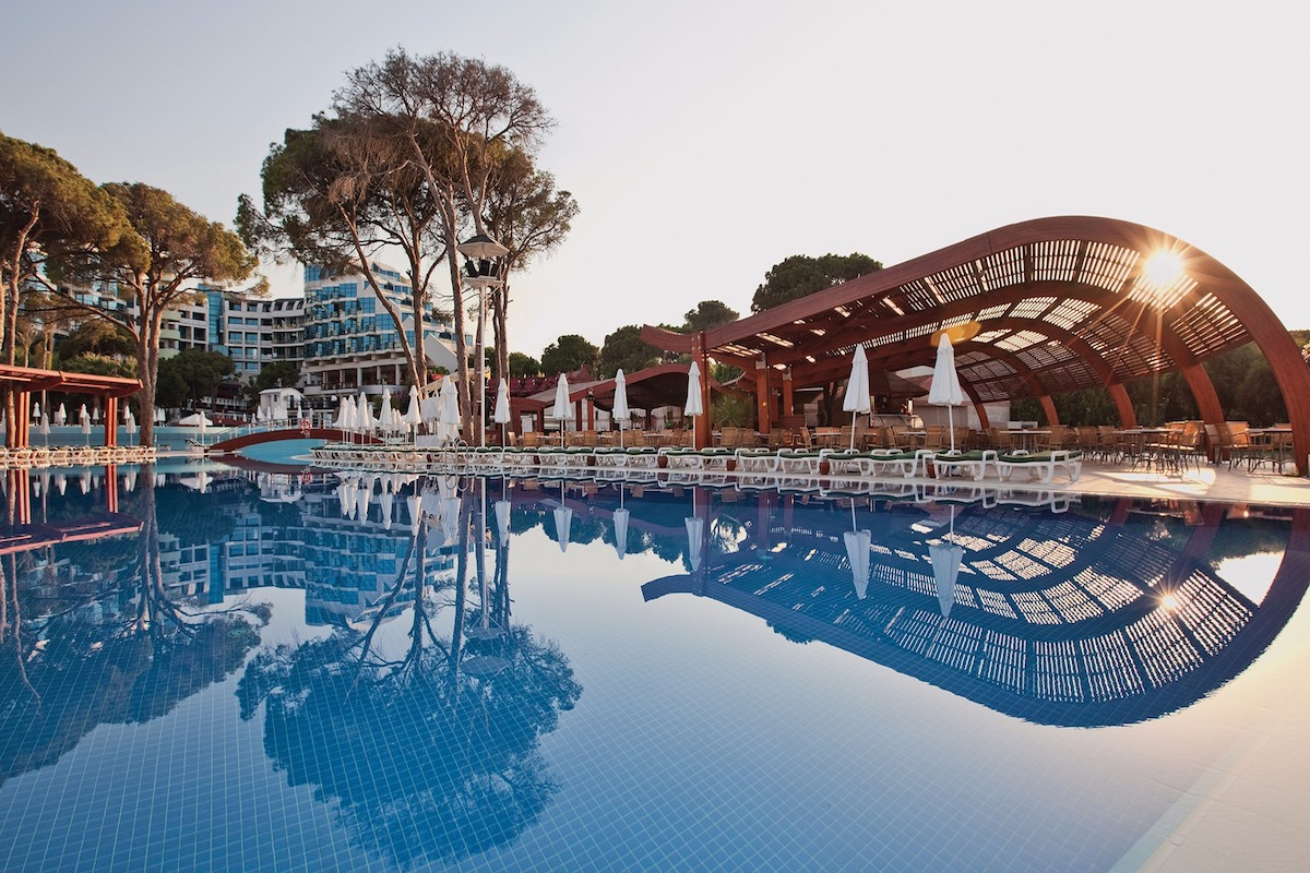 Cornelia De Luxe Resort Belek Golf
