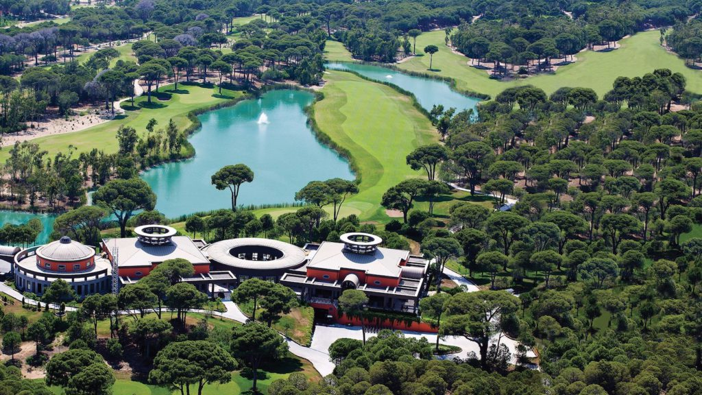 Cornelia Golf Club Belek Faldo Course