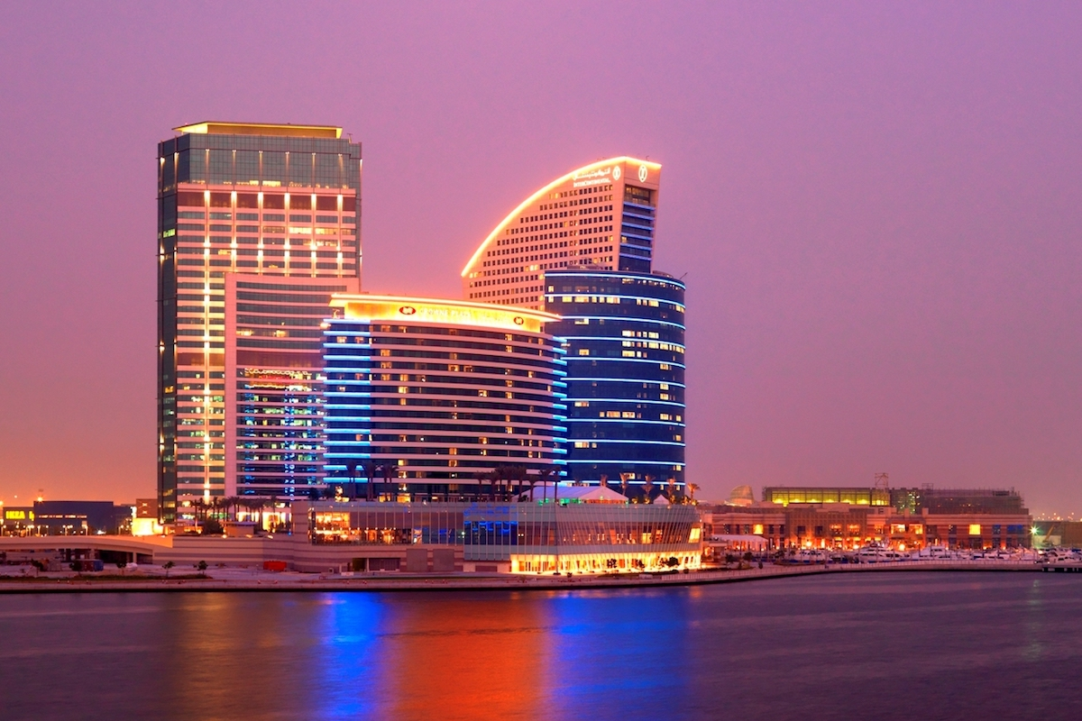 Crowne Plaza Dubai Festival City Hotel