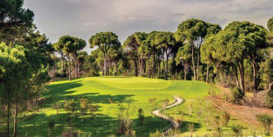 Cornelia Golf Club Faldo Course Belek Golfbutikken golfbane