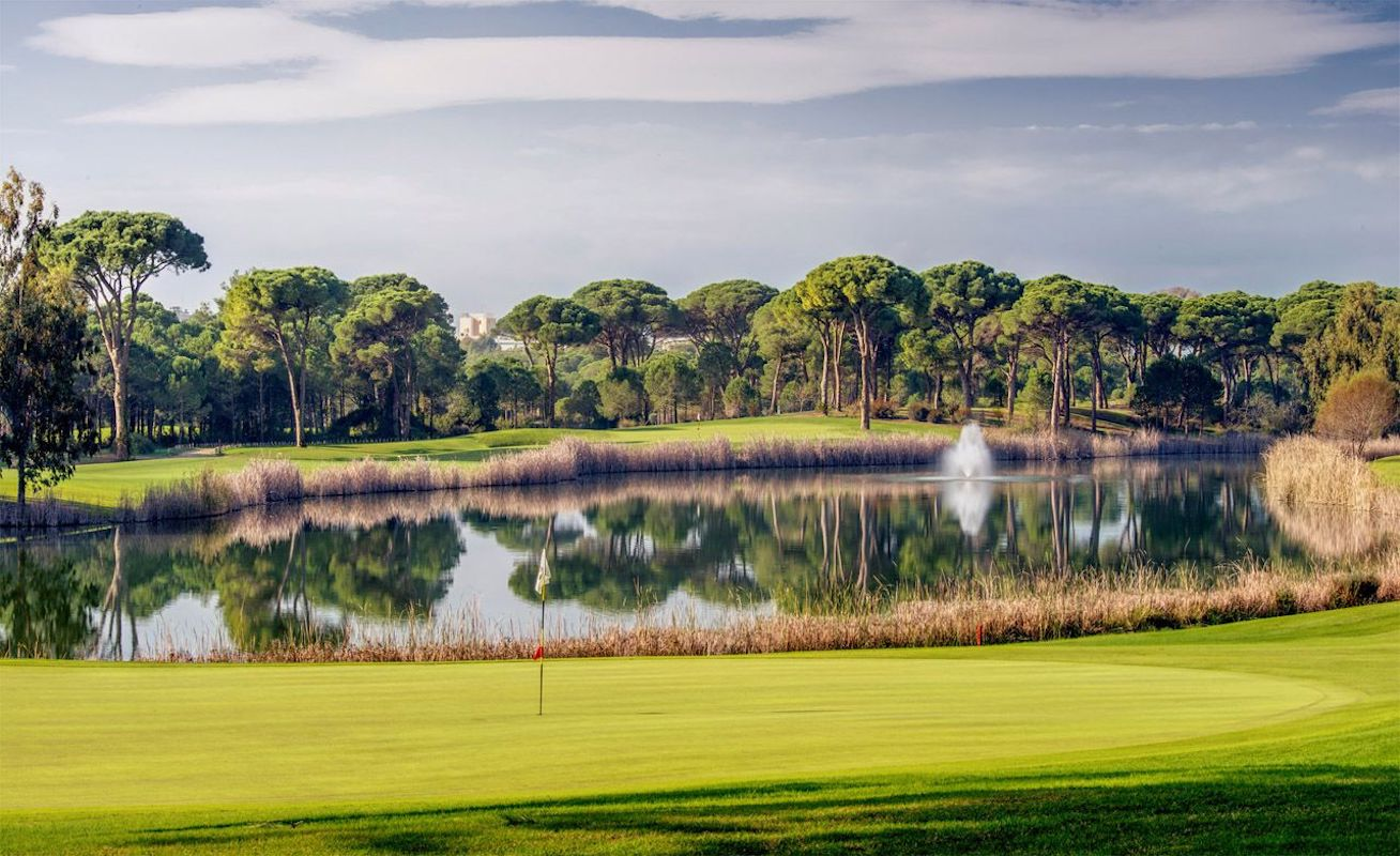 Faldo Course Belek Golf Cornelia Resort Golfbutikken golfbane