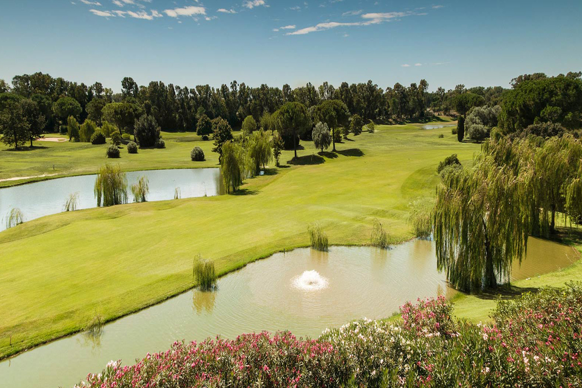 Parco de Medici Golf Course Roma Golfbutikken golfbane