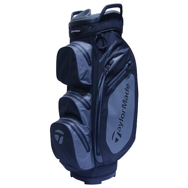 golfbutikken taylormade waterproof trallebag