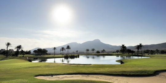 La Manga Golf Club Golfbutikken golfbane