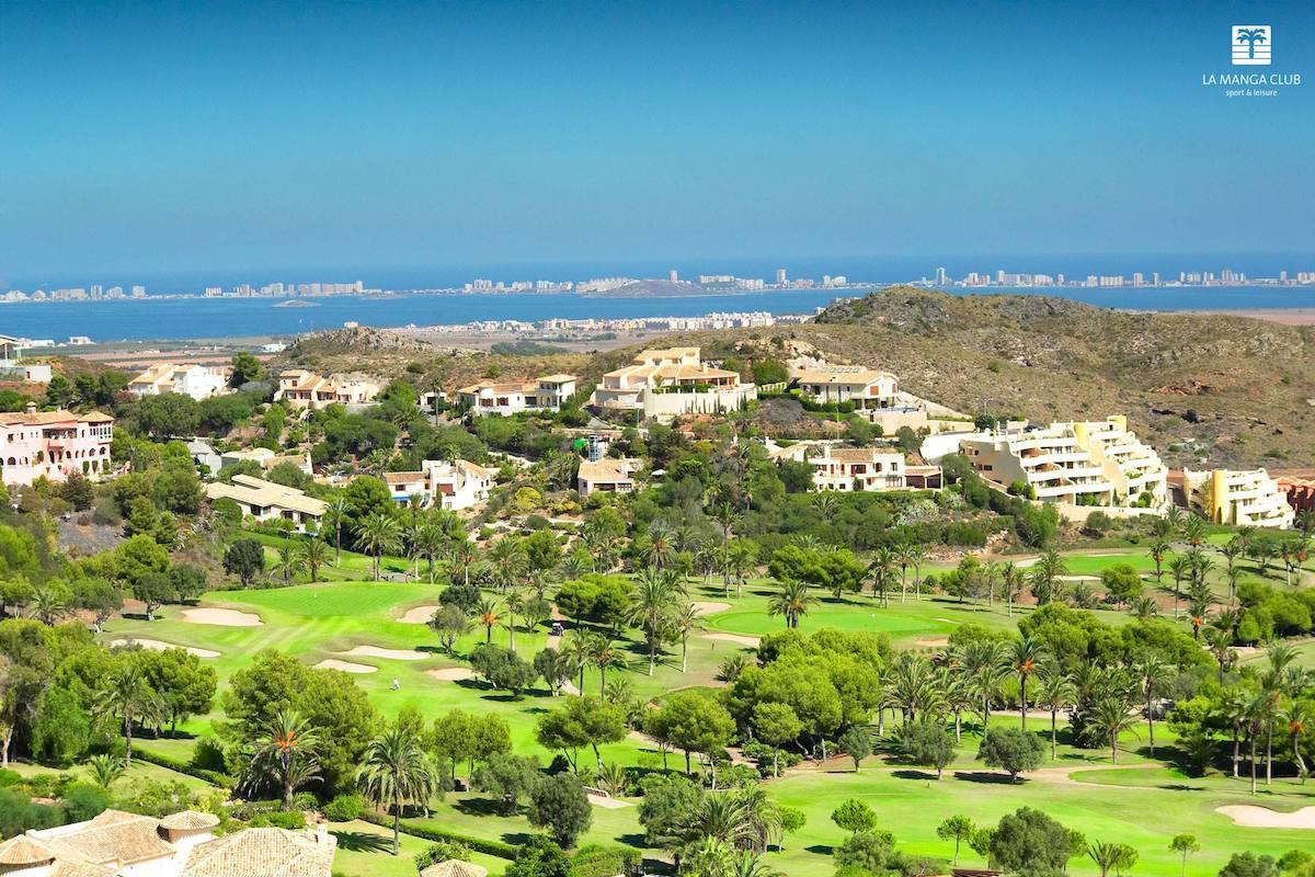 La Manga Club Golfbutikken Spania golfbane