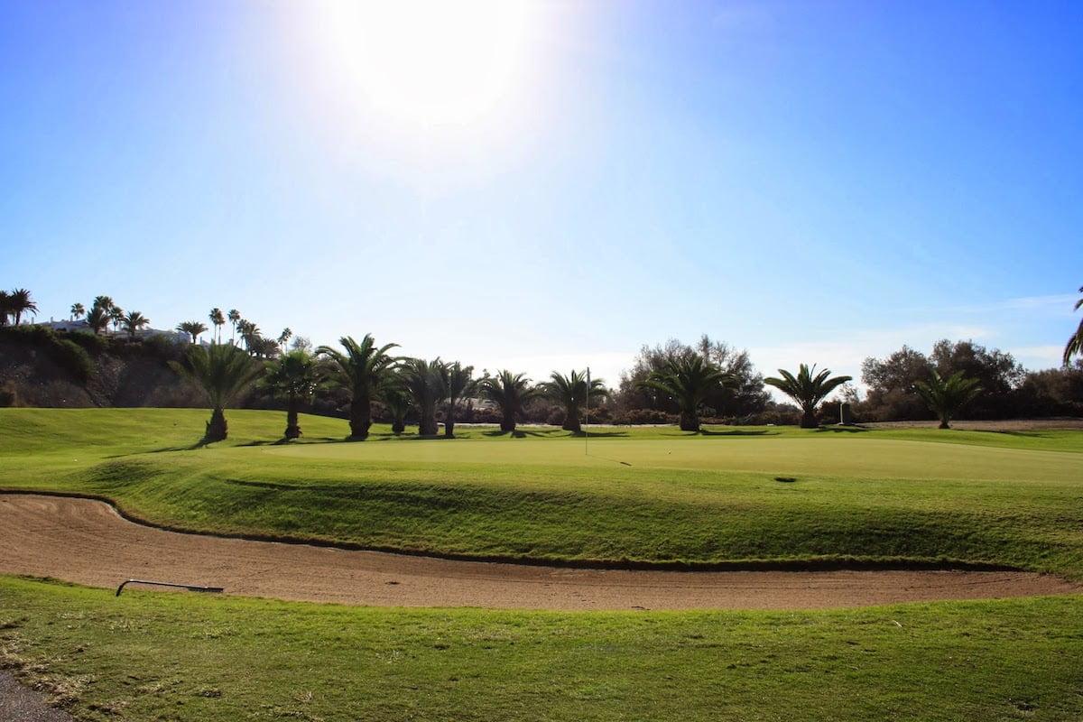 Maspalomas Golf Course Gran Canaria Golfbutikken golfbane