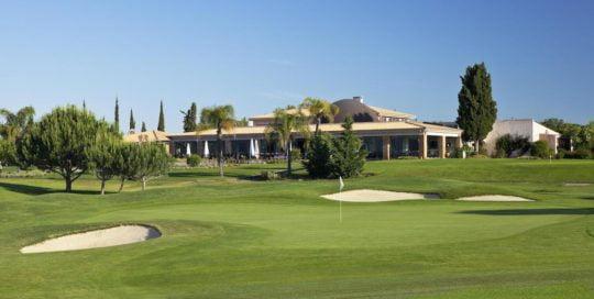 Millenium Course Vilamoura Golf Golfbutikken golfbane Algarve