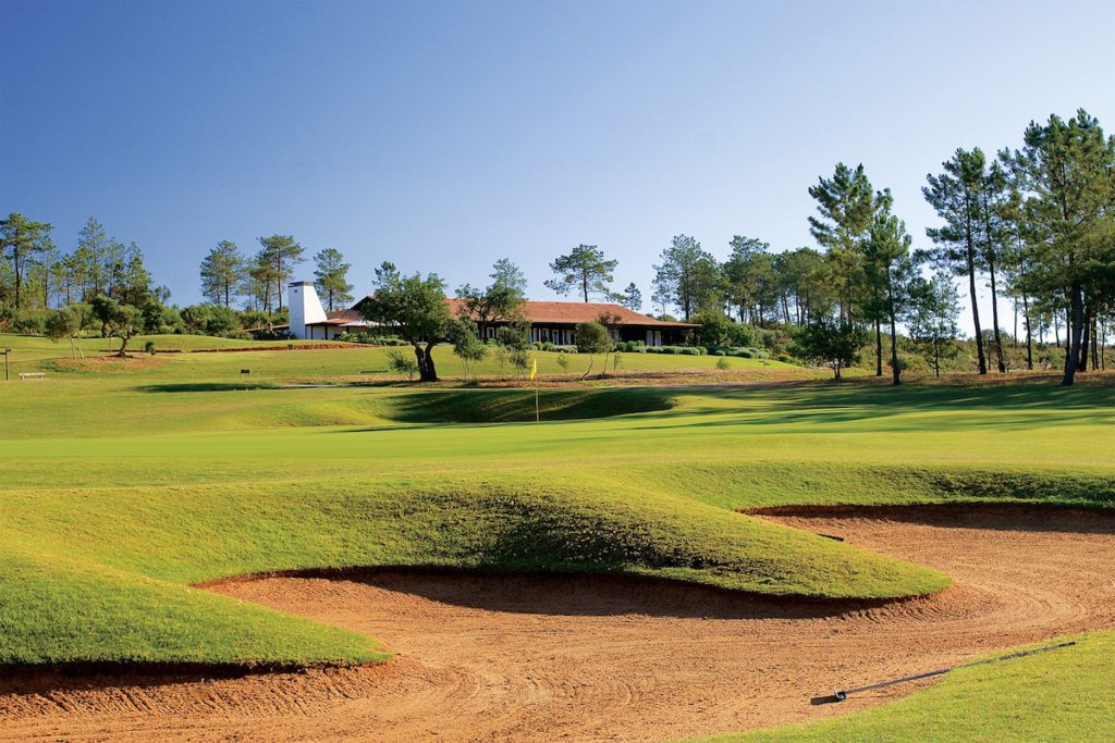 Morgado Golf Country Club Hotel NAU Portimão Algarve Golfbutikken