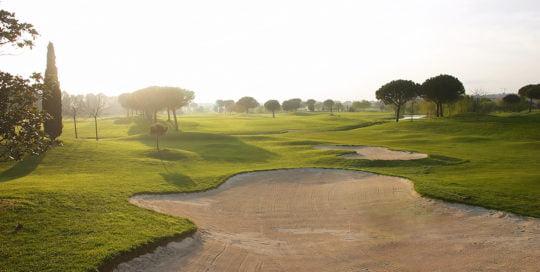 Parco de Medici Golf Course Golfbutikken golfbane