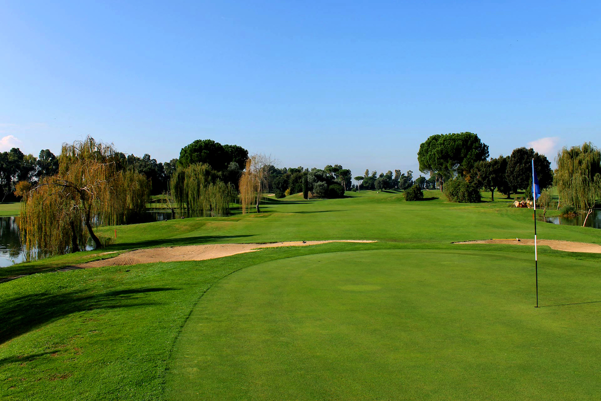 Parco de Medici Golf Course Rome