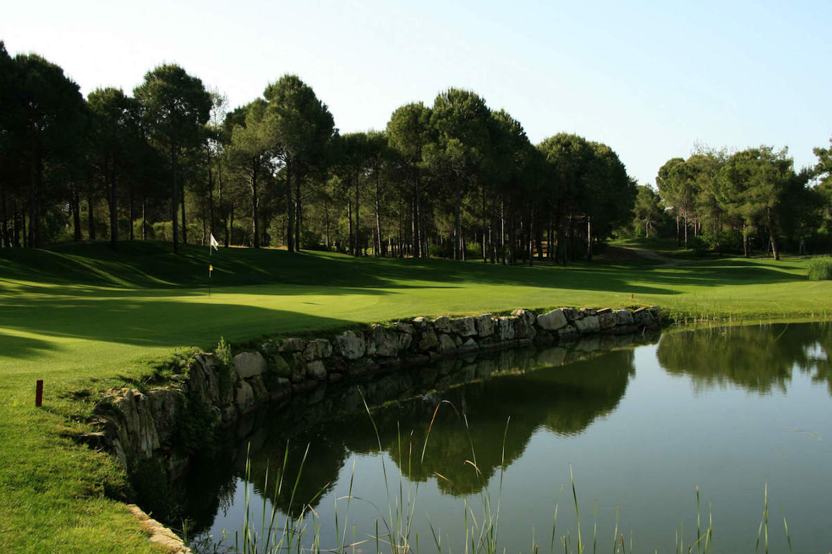 Pasha Golf Course Antalya Golfbutikken golfbane