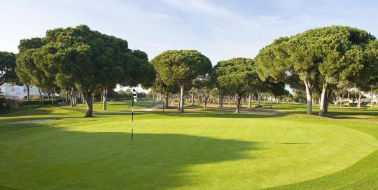 Pinhal Course Golf Vilamoura Golfbutikken golfbane Algarve