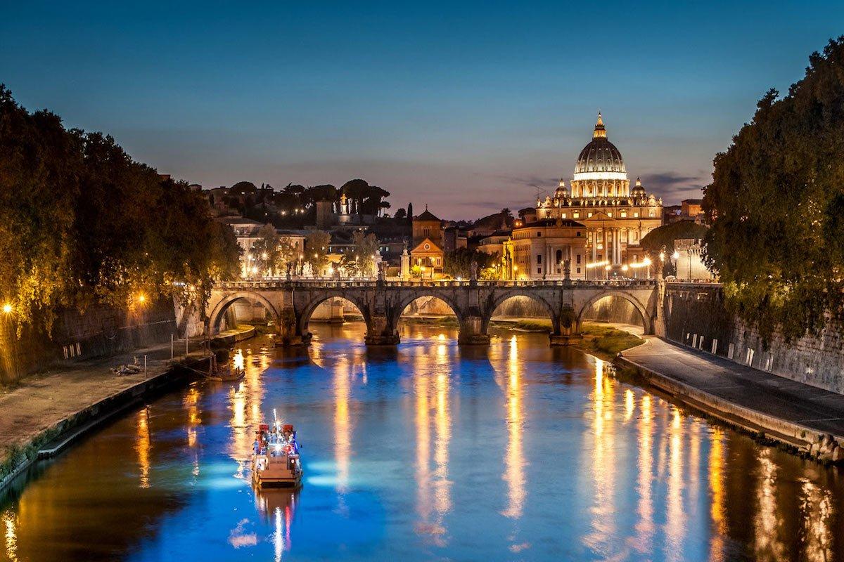 Roma Italia Golfbutikken