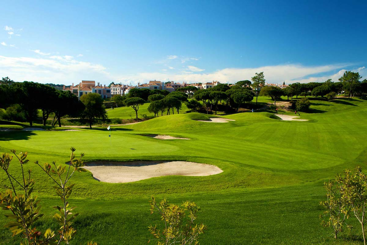 Royal Course Golf Vale Do Lobo Golfbutikken golfbane