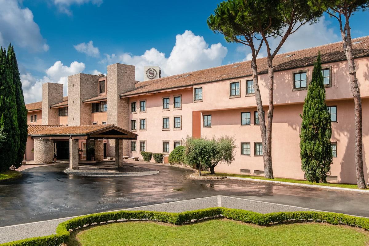 Sheraton Hotel Rome Golf