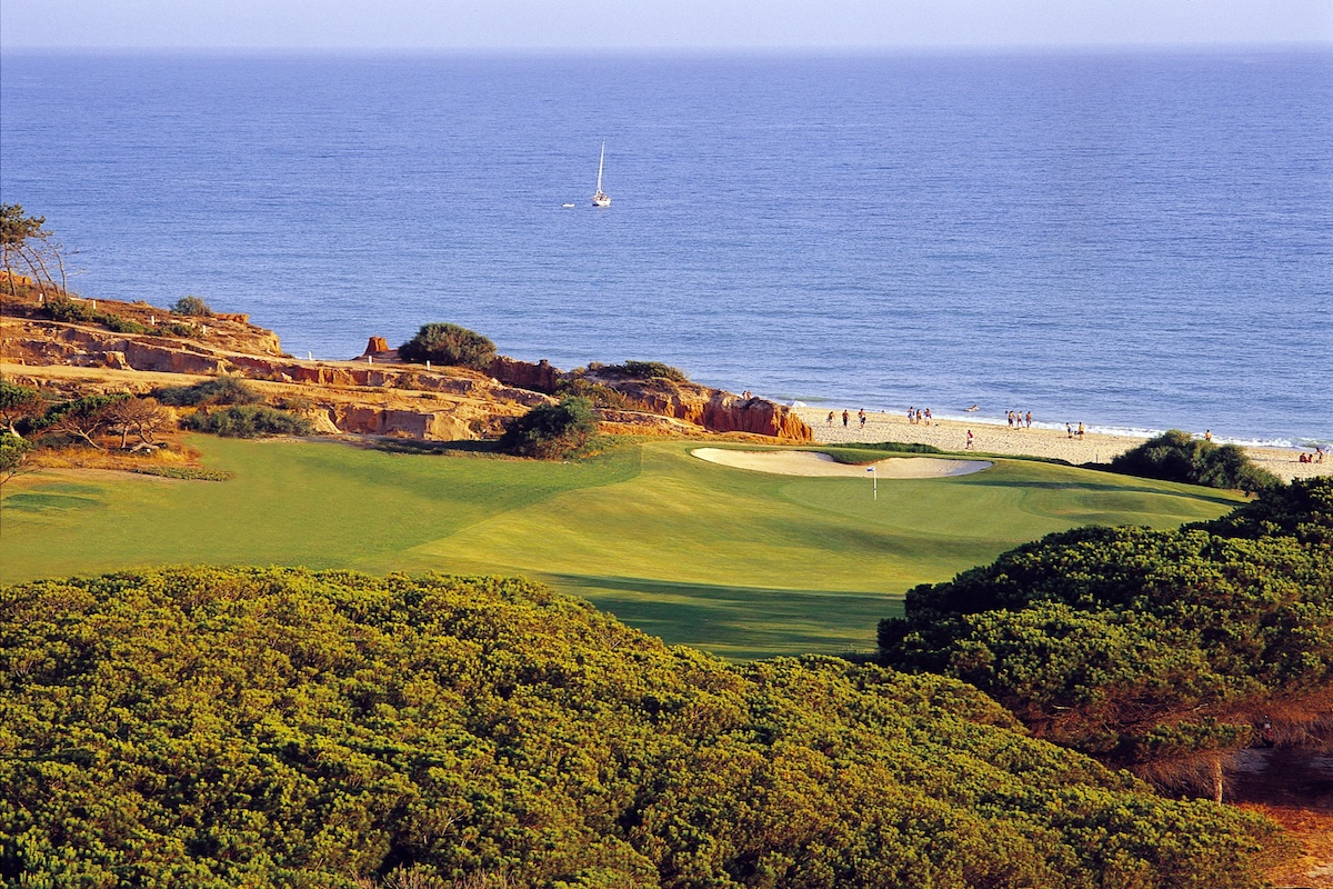 Vale Do Lobo Royal Course Golf Algarve