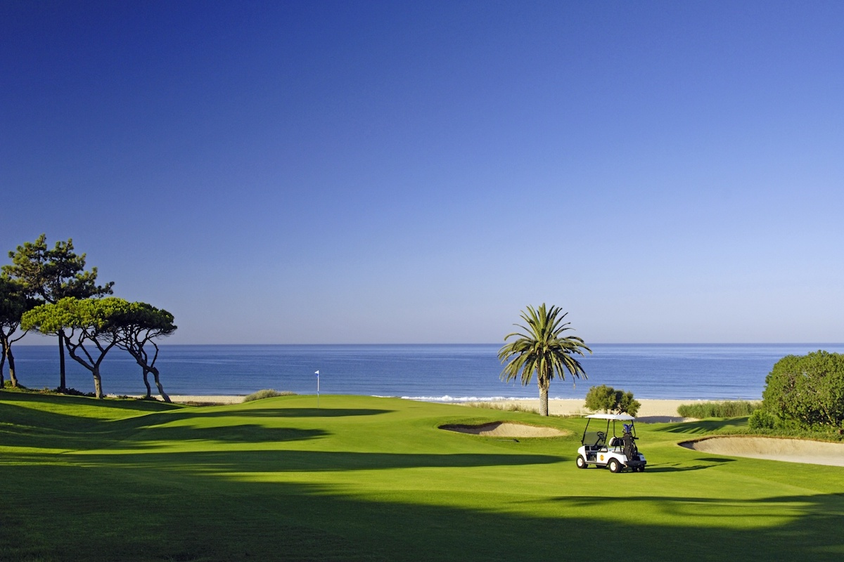 Vale Do Lobo Algarve Golf Course Golfbutikken golfbane