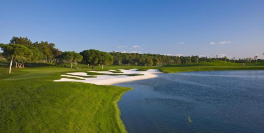 Victoria Course Golf Vilamoura Golfbutikken golfbane