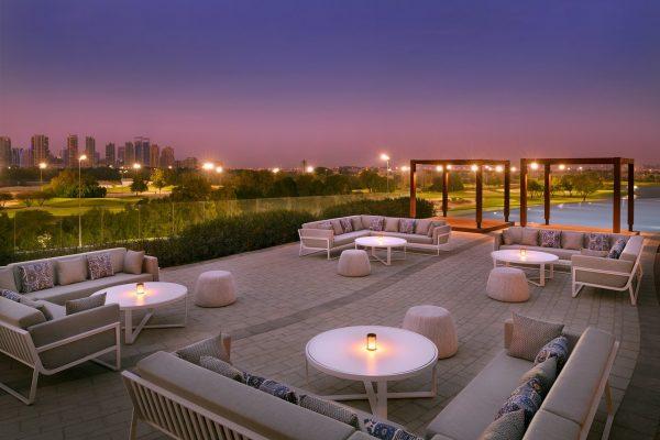 Hotell Vida Emirates Hills i Dubai