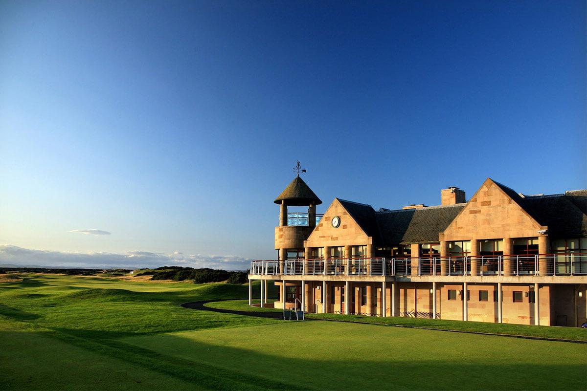 golfbutikken st andrews golf skottland