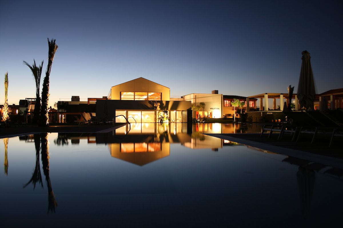 golfbutikken golfreiser robinson club quinta da ria hotell algarve portugal