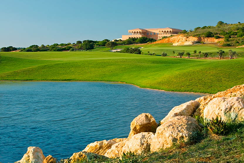 Oceanico Amendoeira Faldo golfbutikken golfreiser golf golfbane algarve
