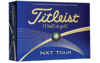 goflbutikken titleist nxt tour golfball