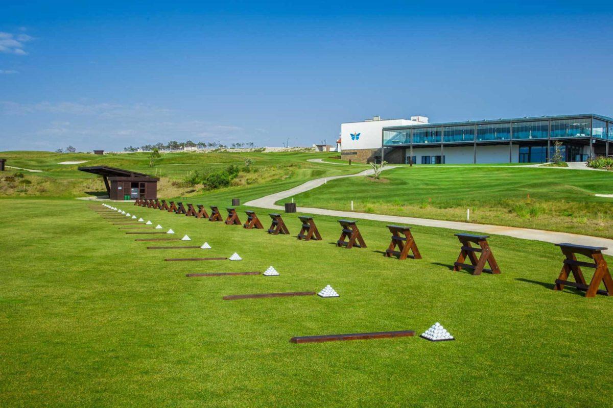 golfbutikken golfreiser royal obidos golfbane klubbhus