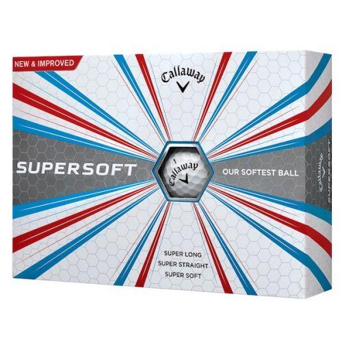 Callaway Supersoft, 3 dusin/36 baller