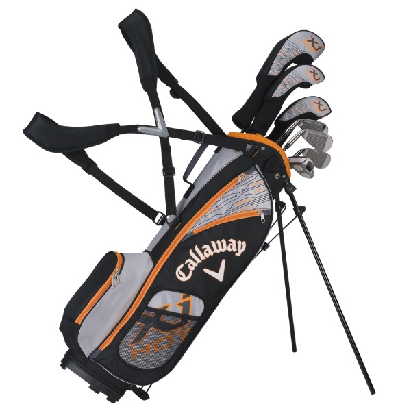 Callaway XJ Hot Juniorsett, Gutt