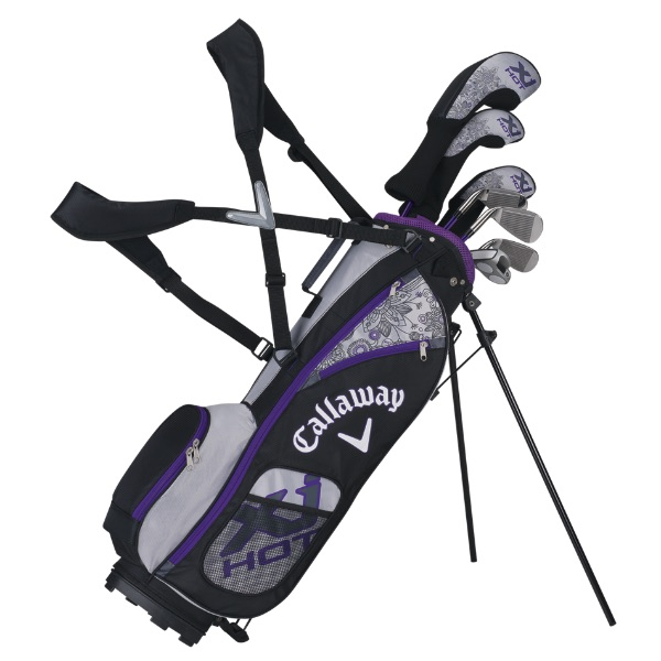 Callaway XJ Hot Juniorsett, Jente
