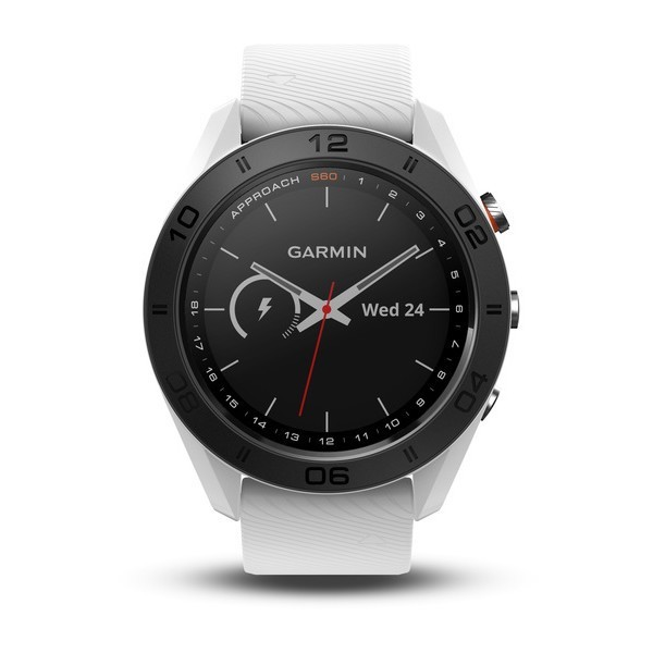 Garmin Approach S60, Hvit