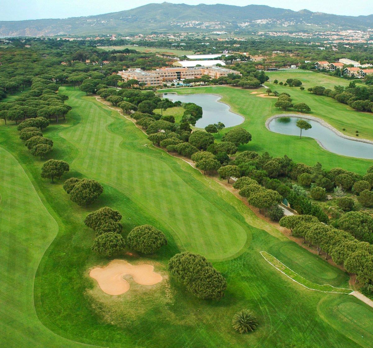 golfbutikken golfreiser quinta da marinha golf resort lisboa