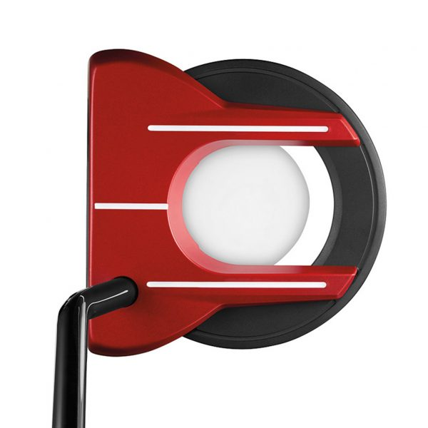 golfbutikken taylormade spider arc putter red