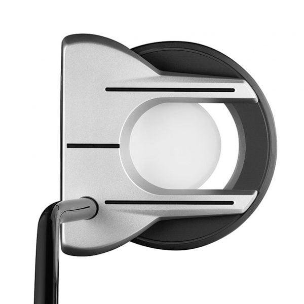 golfbutikken taylormade spider arc putter silver